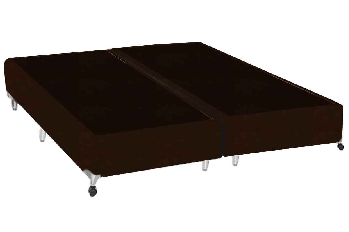 Cama Box Phenix (Pierre Cardin) Courano Marron
